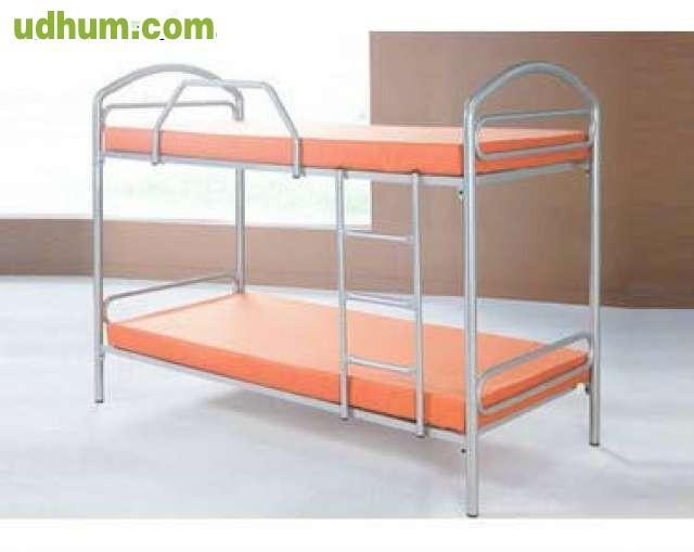 Cabeceros camas baratas madera y forja Cabecero y mesitas baratas