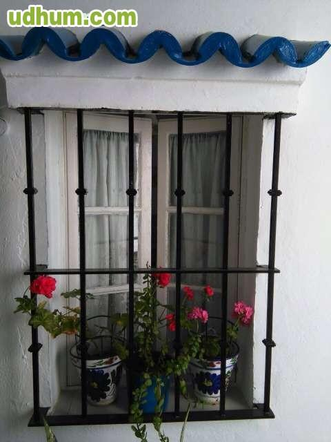 Baños Estilo Andaluz:Se alquila casa con encanto, típica andaluza, para periodos