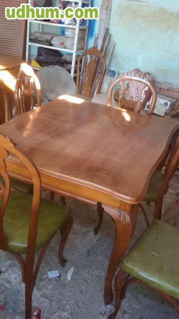 Muebles de comedor antiguos for Muebles de comedor antiguos