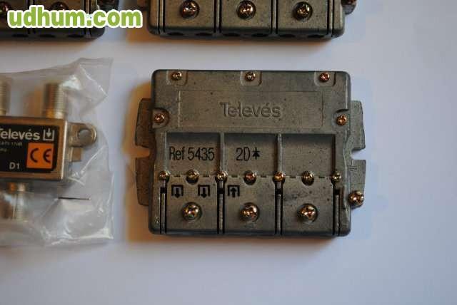 Derivador para cable de antena televes - Cable de antena tv precio ...
