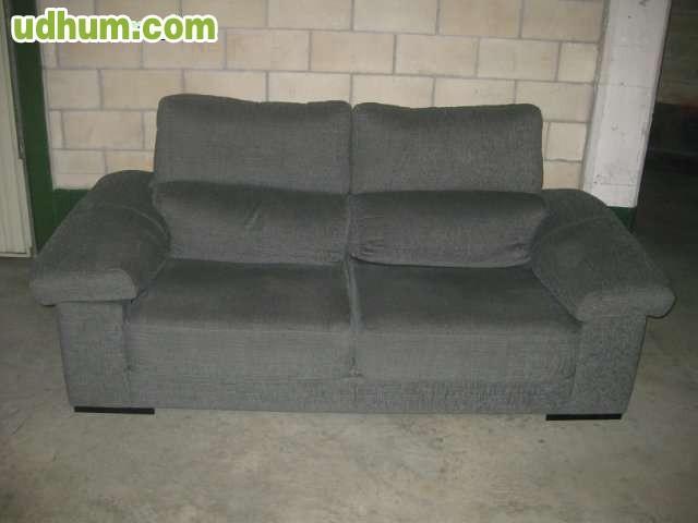 Sof 2 3 plazas tela asientos deslizant for Sofa 4 plazas asientos deslizantes