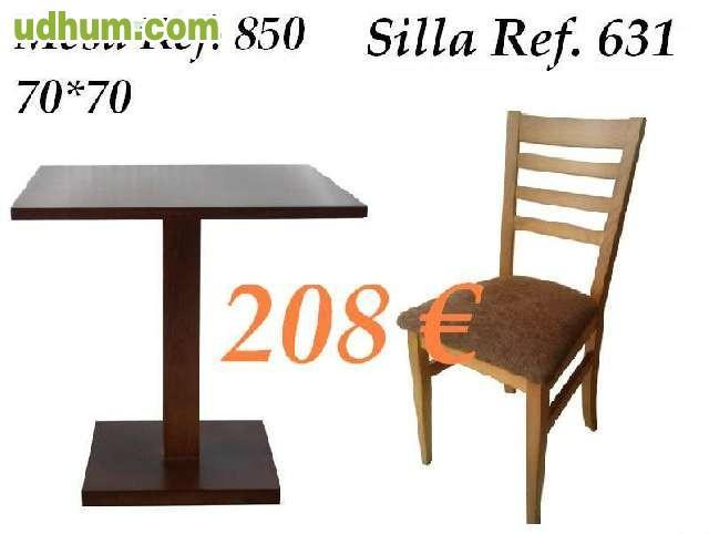 Sillas madera baratas for Sillas madera baratas