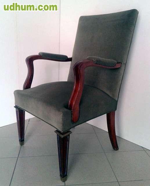 Dos sillas de estilo segunda mano madrid - Sillas de cafeteria de segunda mano ...
