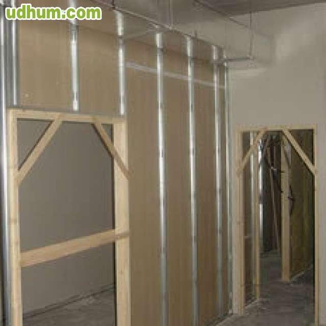 Pladur techos desmontables aislamientos - Paredes de pladur ...