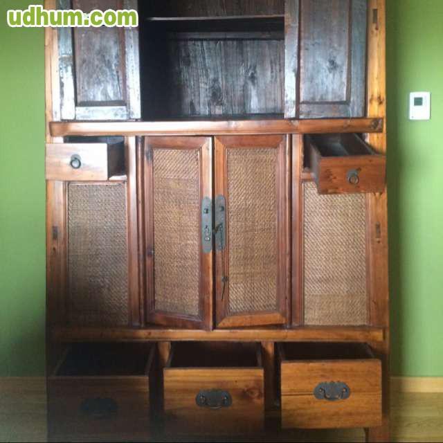 Mueble chino de madera antiguo - Mueble chino antiguo ...