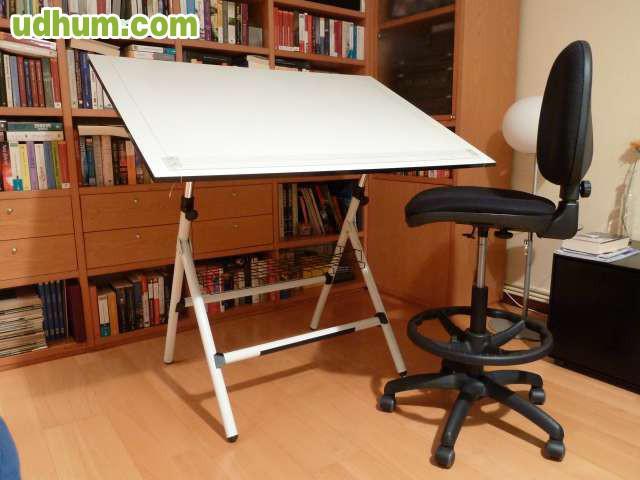 Mesa de dibujo para arquitecto - Mesas de arquitecto ...
