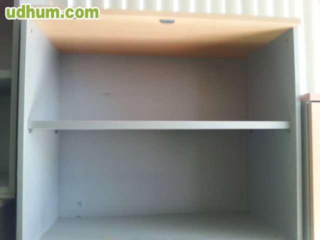 Mesas cajoneras estanterias for Muebles de oficina palencia