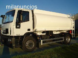 Camion cisterna deposito for Cisterna vater