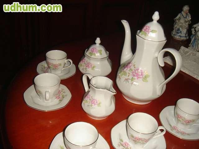 Juego cafe porcelana italiana tognana for Porcelana italiana