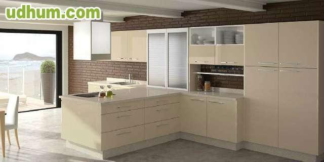 Reformas integrales 15 4 for Mostrar cocinas modernas