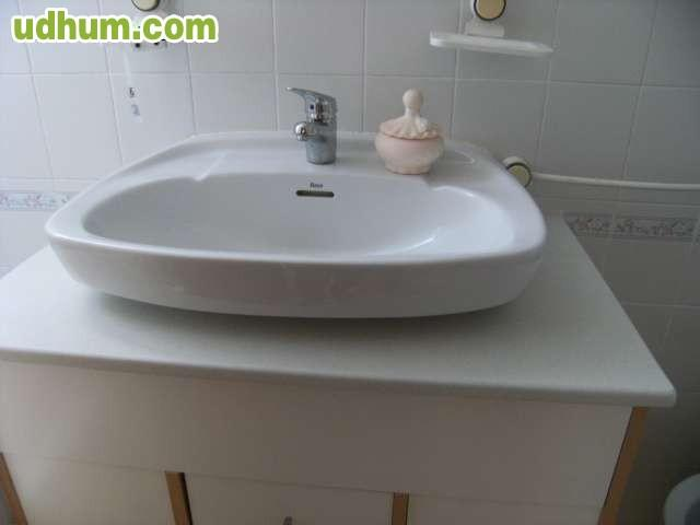 mueble aseo lavabo dise o original unico. Black Bedroom Furniture Sets. Home Design Ideas