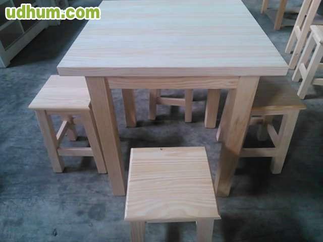 Oferta de taburetes y sillas for Ofertas de mesas y sillas