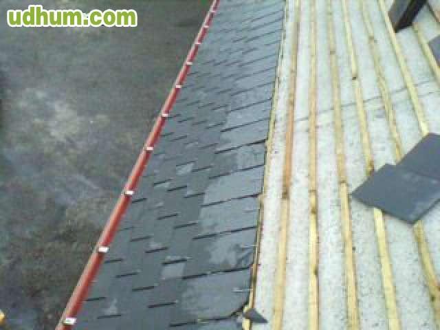 Cubiertas de tejados impermeabilizacion for Impermeabilizacion tejados de madera