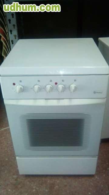 Cocina Con Horno De Gas Y Electrica 1