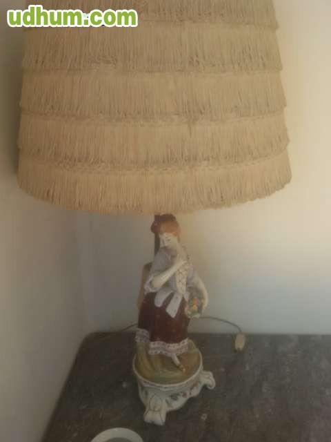 Lamparas antiguas de porcelana dos - Venta de lamparas antiguas ...