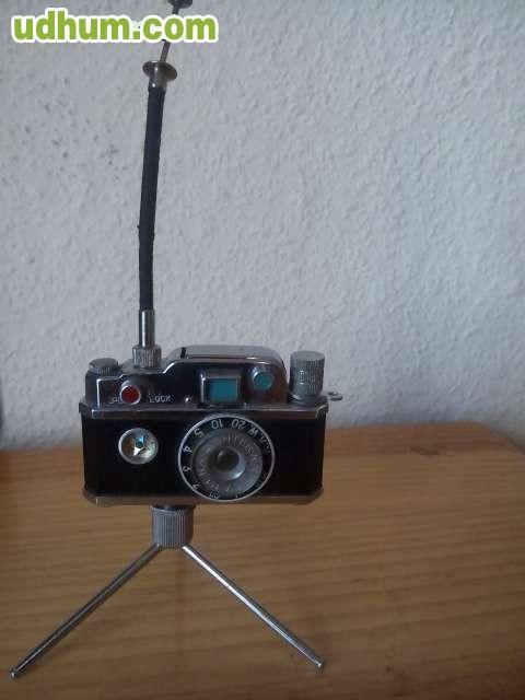 antiguo cámara espía