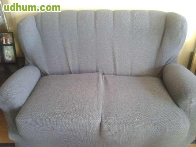 Sofa de dos plazas y dos butacas - Sofas de dos plazas ...