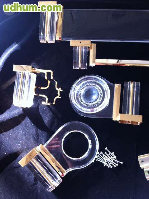 Conjunto accesorios ba o 3 for Conjunto accesorios bano