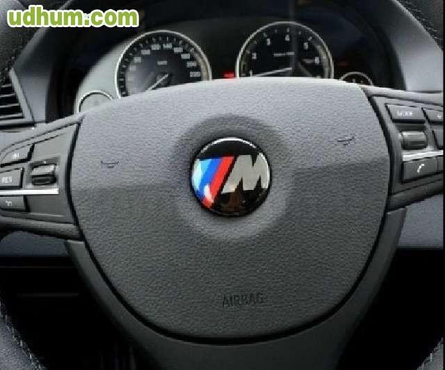emblema logo bmw para volante