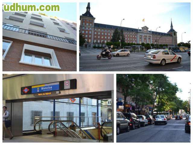 Madrid spain calle hilari n eslava 7 for Calle hilarion eslava