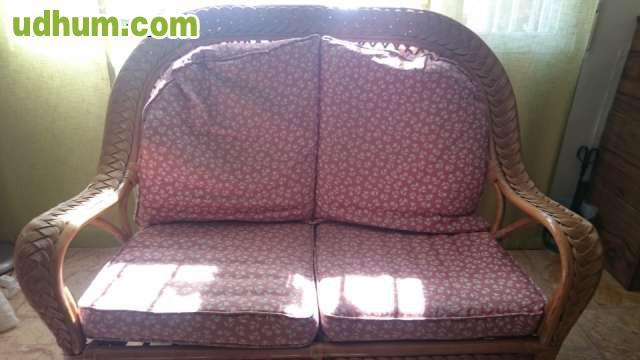 Sillon sofa de mimbre - Sofas de mimbre ...