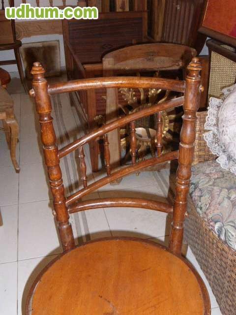 Antigua silla de madera - Sillas antiguas de madera ...
