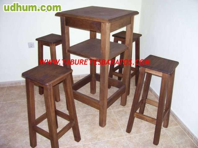 Mesitas de noche madera natural baratas 1 for Mesillas madera natural