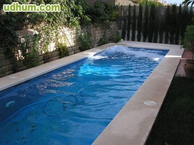 Oferta piscina 8x4 por s lo 10 900 for Oferta piscinas bricomart