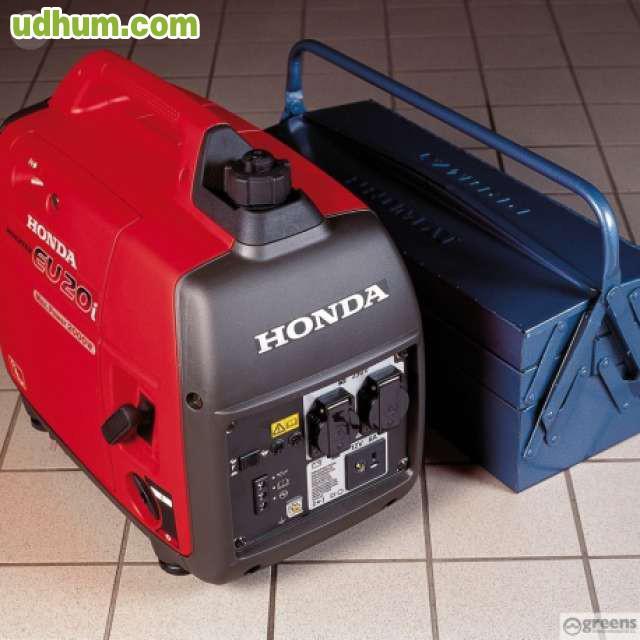 Honda generador insonorizado port til - Generador electrico barato ...