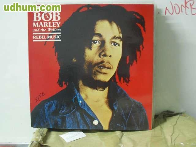 Bob marley 4 discos de vinilo - Vinilo bob marley ...