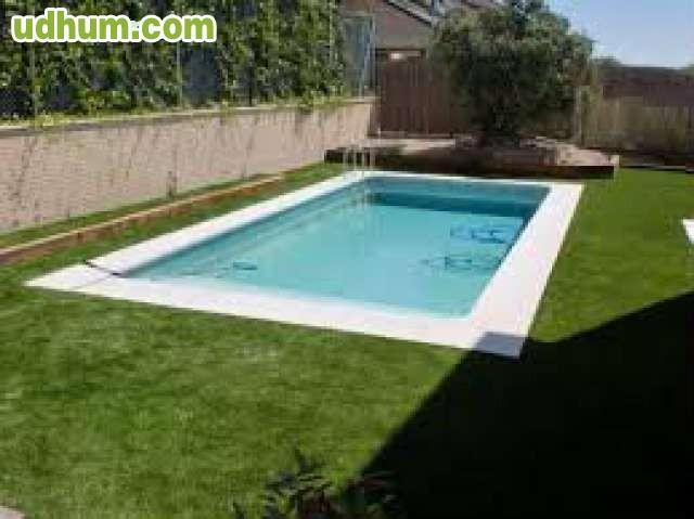 Oferta de piscina 8x4 garantia 15 a os - Costo piscina 8x4 ...