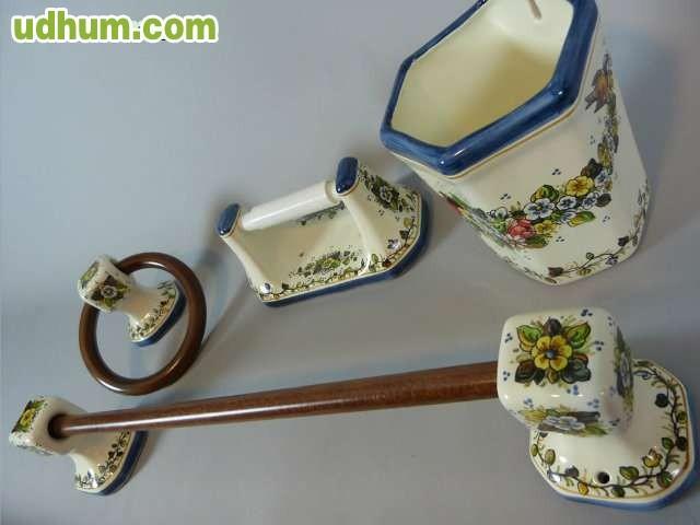 Accesorios de cer mica para ba os for Accesorios de bano de ceramica