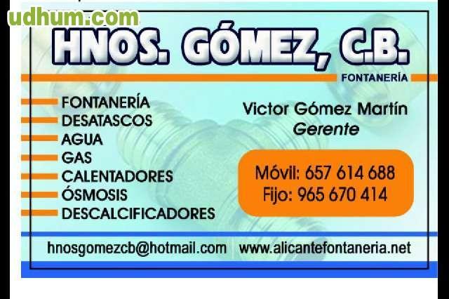 Vosotros pon is el precio cons ltenos 4 - Fontaneros en elche ...