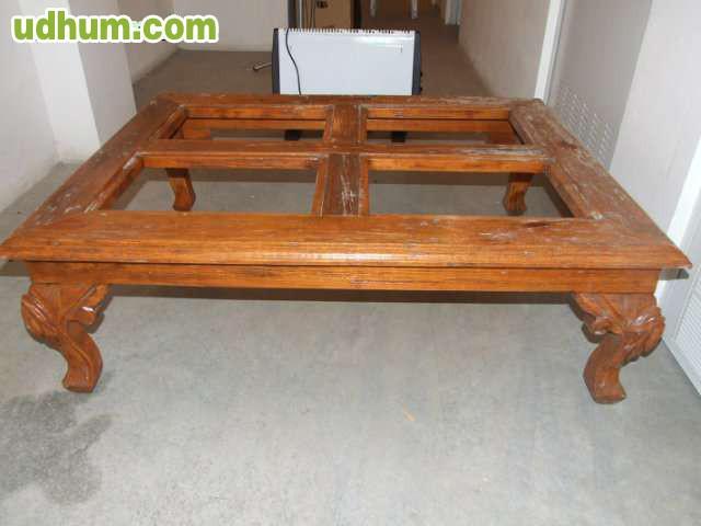 Mesa madera hecha a mano m xico - Mesas de madera hechas a mano ...