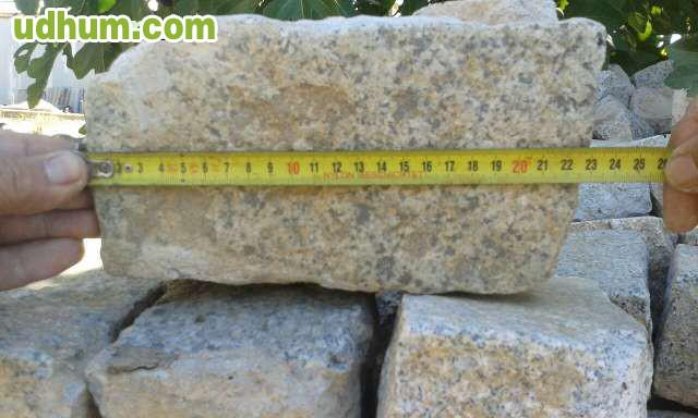 Adoquines de granito 4 for Adoquines de granito