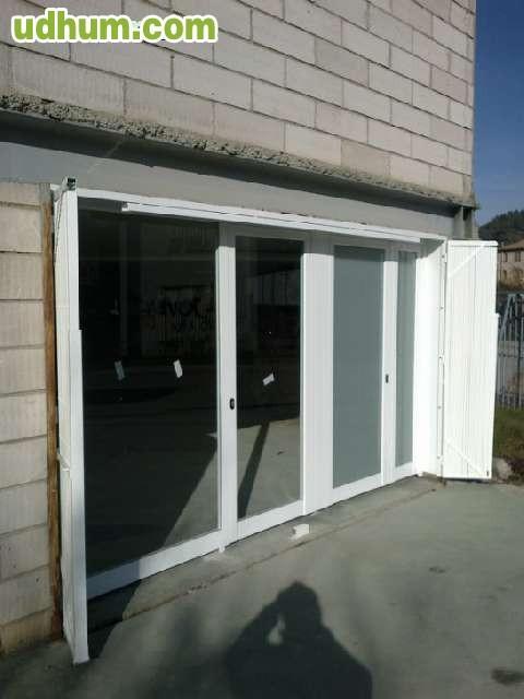 Ventanas de aluminio y pvc 11 for Colocacion de ventanas de aluminio