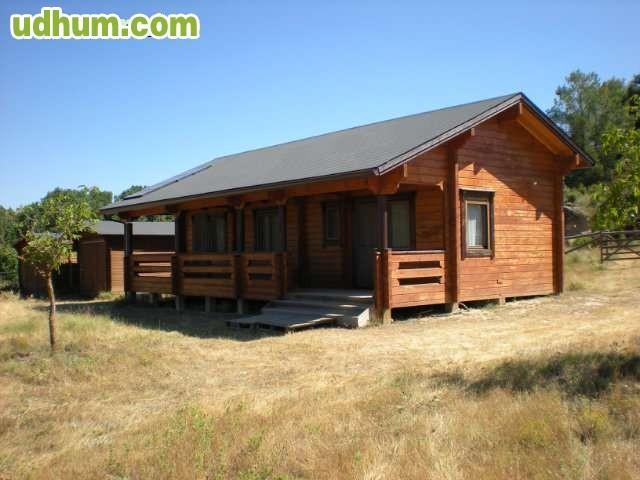Casa de madera se vende o se cambia - Casas de madera segunda mano valencia ...