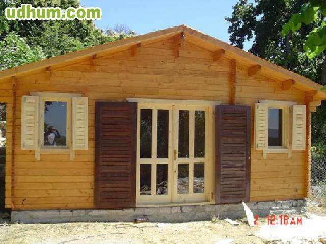 Casas nordicas de madera dise os arquitect nicos - Casas madera nordicas ...