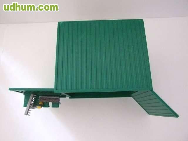Playmobil cobertizo de jard n ref 4482 - Cobertizo de jardin ...