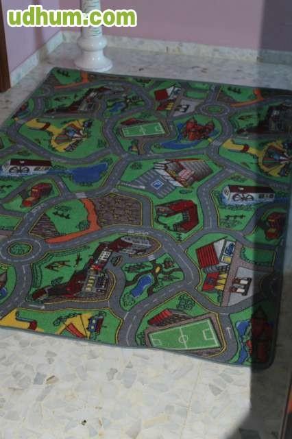Vendo alfombra para jugar for Vendo alfombra