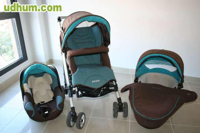 Lote tr o carro y accesorios bebe - Bebe confort loola accesorios ...