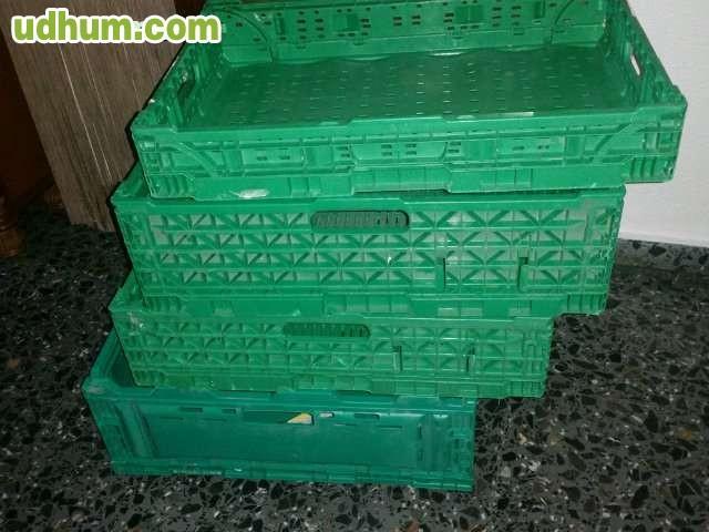 Cajas plegables for Cajas de plastico plegables