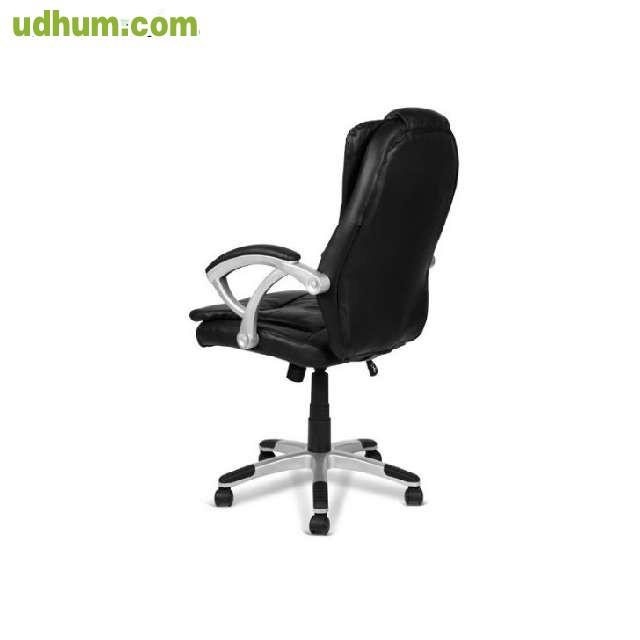 Silla para oficina o escritorio alta gam for Silla escritorio alta