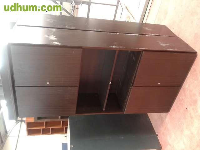 Mobiliario muebles oficina ocasion usado for Muebles usados murcia