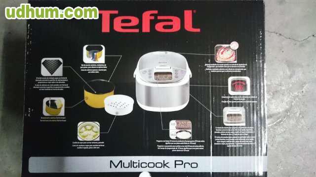 Robot cocina tefal multicook pro - Multicook pro tefal ...
