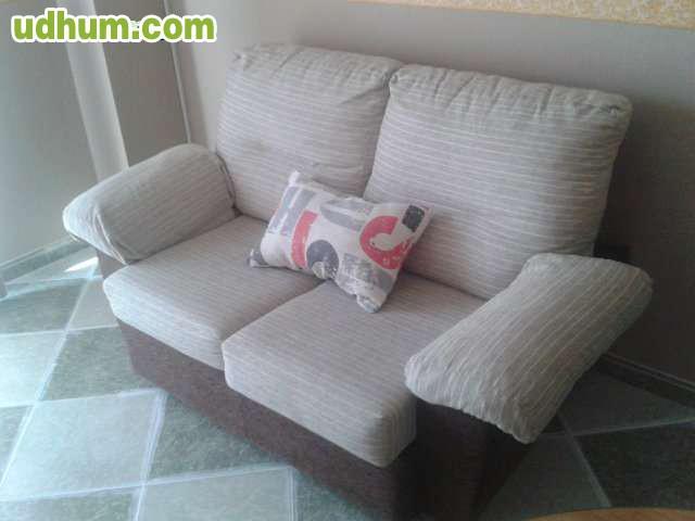 Vendo sofas de dos plazas nuevo - Fundas sofa hipercor ...