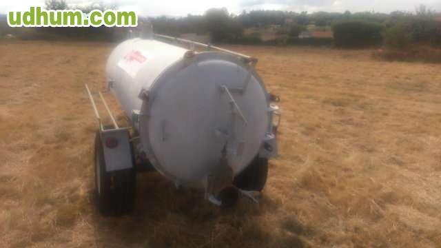 Cisterna para purin 1 for Piscina 6500 litros