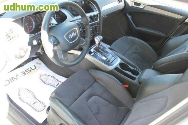 Audi a4 2 0 tdi 143cv multitronic 3 - Cabo rufino lazaro ...