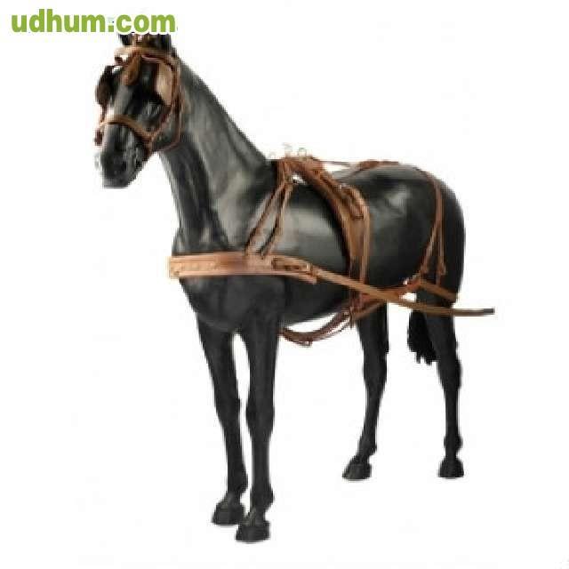 Guarniciones de cuero para caballo for Accesorios para caballos