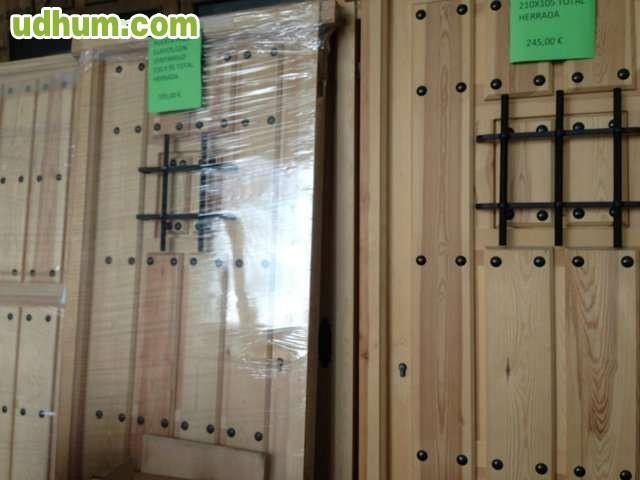 Puertas de pino macizo - Puertas de pino ...